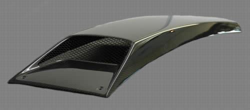 Roof Air Intake : Lotus elise exige exterior bsk